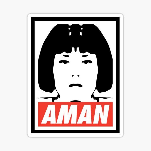 Ms. Swan Sticker
