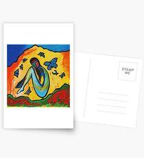 Emerged Postcards
