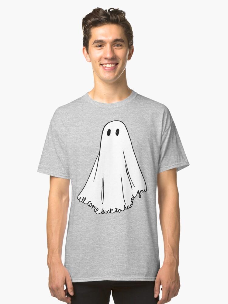 Alternate view of Haunt Classic T-Shirt
