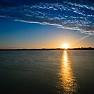 Sundown at Lake Clifton  by Sandra Chung