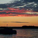 Red Sky at Night by sarah ward