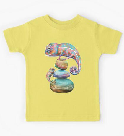 Chameleons Kids Clothes