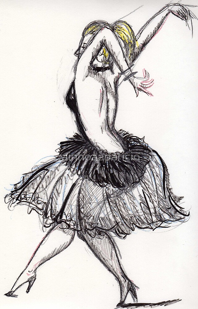 I feel like dancing! by ainhoaaparicio