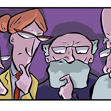 The Science experts by philg