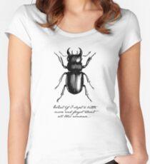 The Metamorphosis - Kafka Women's Fitted Scoop T-Shirt