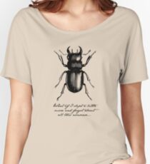 Camiseta ancha La metamorfosis - Kafka