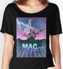 Mac Demarco 80's aesthetic T-shirt Women's Relaxed Fit T-Shirt