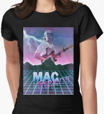 Mac Demarco 80's aesthetic T-shirt Women's Fitted T-Shirt