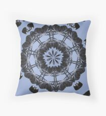 Wired In The Sky Throw Pillow