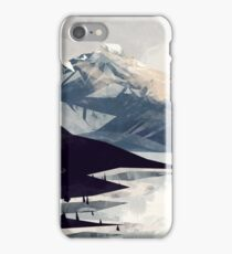 Calming Mountain iPhone Case/Skin