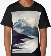 Calming Mountain Long T-Shirt