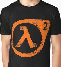 HL2 Orange Graphic T-Shirt
