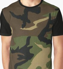 Camo Graphic T-Shirt