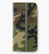 Camo iPhone Wallet/Case/Skin