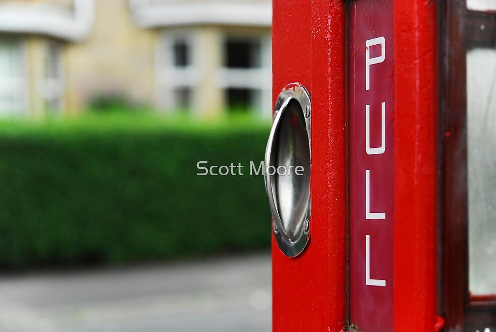Phone Box by Scott Moore