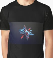 Abstract spike Graphic T-Shirt