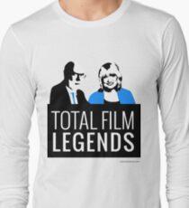 Margaret and David - Total Film Legends Long Sleeve T-Shirt