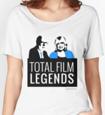 Margaret and David - Total Film Legends Women's Relaxed Fit T-Shirt