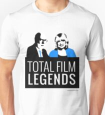 Margaret and David - Total Film Legends Unisex T-Shirt