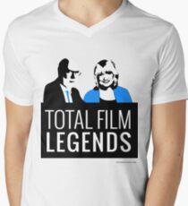 Margaret and David - Total Film Legends Men's V-Neck T-Shirt