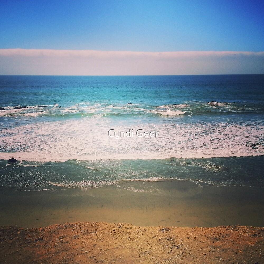 Pacific Coast by Cyndi Geer