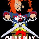 Child's Play 2 - Chucky is Back by thecreepstore