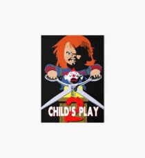 Child's Play 2 - Chucky is Back Art Board