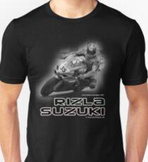 Carl Crutchlow  - Rizla Suzuki - Series 1  Unisex T-Shirt