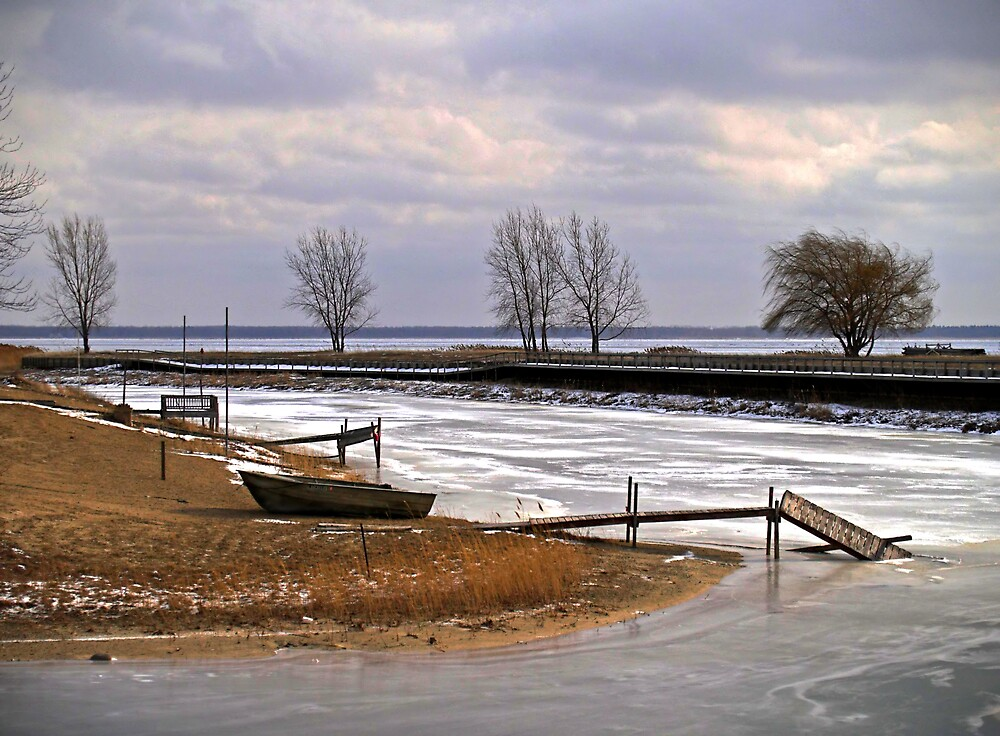 Broken Docks by Terry Doyle