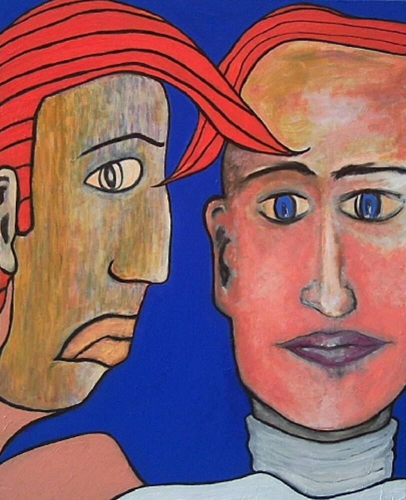 Baby's Got Blue Eyes by Stephen Stevenson