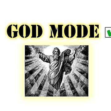 God Mode by djjaap