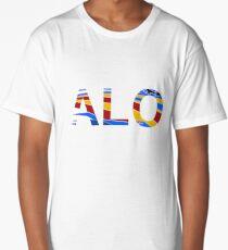 Fernando Alonso TV Tag Long T-Shirt