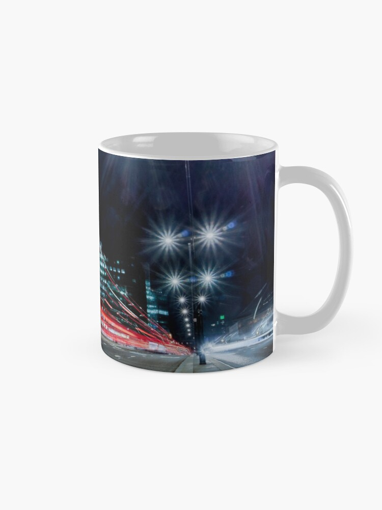 Alternate view of Shard Of Light Mug