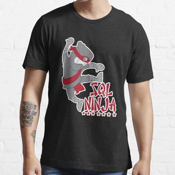 SQL Ninja Essential T-Shirt