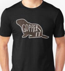 GOPHER it - Pun T-Shirt