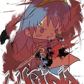 Lucina SSB4 Main by Ljskatergirl