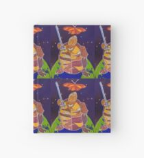 World Turtle King of Swords Hardcover Journal