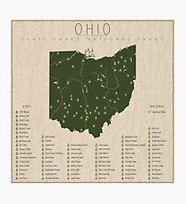 Ohio Parks Photographic Print