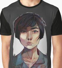 Sense 8 Sun The Prisoner Graphic T-Shirt
