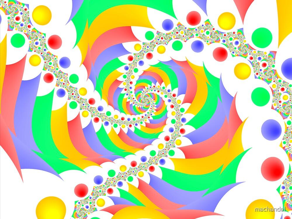 children´s spiral by machandel