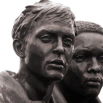 Two Servicemen by Logan5150