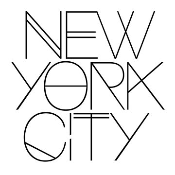 New York City. by TheLoveShop