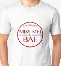 Miss Mei is Bae Unisex T-Shirt