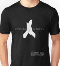 Happy Jack Harvest Camp Unisex T-Shirt