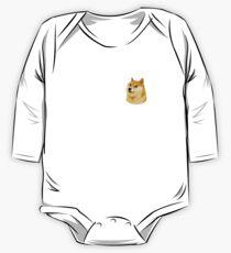 Shiba Inu Doge Baby Body Langarm