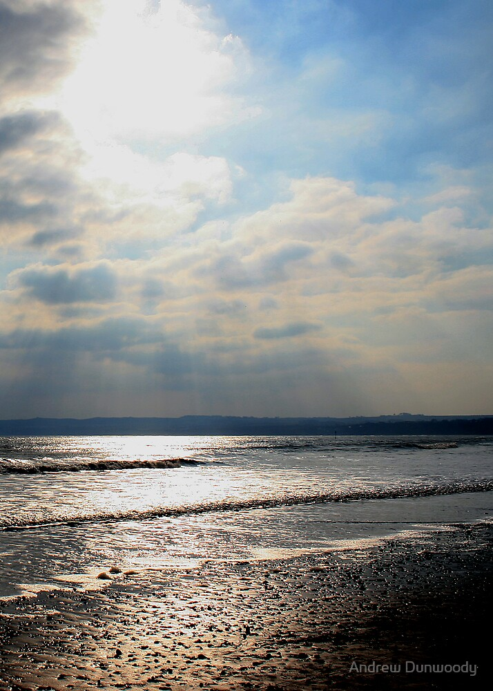 Filey Bay by Andrew Dunwoody