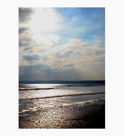 Filey Bay Photographic Print