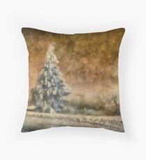 Winter Wonder Throw Pillow