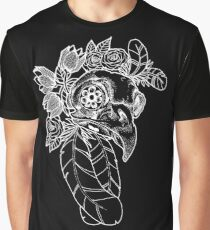Owl Always Love You - Black Graphic T-Shirt
