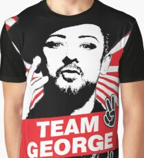 Team Boy George Graphic T-Shirt